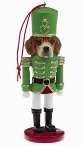 dog nutcracker christmas ornaments dog breed christmas ornaments