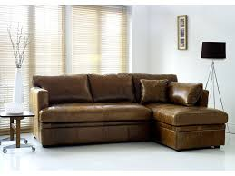 Leather Sofa Bed Corner Incredible Sample Small Corner Sofas For Small Rooms Modern Design
