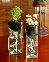 creative home decor with a diy glass planter room decorating ideas