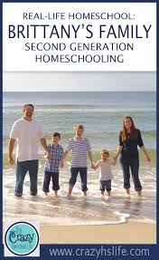 meet brittany u0027s family a second generation homeschooler in