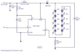 high power led driver circuit diagram circuit and schematics diagram