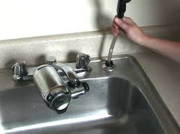 replace kitchen sink sprayer faucet hose how to install spray