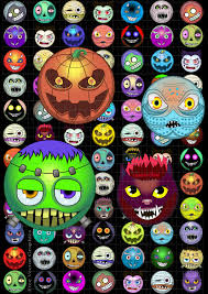 halloween background emoji emoji clipart emoji png emoticons collage clip art smiley face