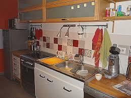 cuisine en carrelage credence de cuisine en carrelage pour decoration cuisine moderne