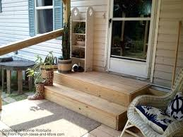 Wooden Front Stairs Design Ideas Porch Steps Wide Front Porch Steps Porch Steps Railing
