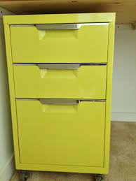 Yellow Metal Filing Cabinet Yellow Metal File Cabinet Http Advice Tips Pinterest