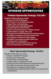sample letter for charity event 18 best sponsorship packages images on pinterest sponsorship