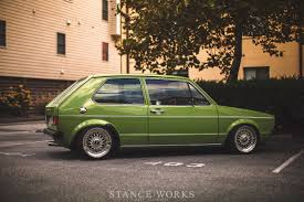 volkswagen golf mk1 modified jes and kris clewell u0027s 1980 volkswagen mk1 rabbit stanceworks