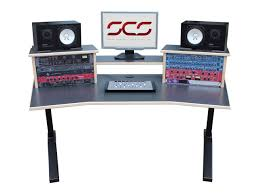 Recording Studio Workstation Desk by Scs Digistation Studio Desks