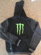 monster energy hoodie ebay
