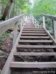 Death Stairs by Hiking Stawamus Chief U2013 Aka Flirting With Death On My 37th