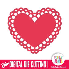 heart doily heart doily 4 totallyjamie svg cut files graphic sets clip arts