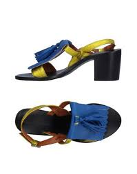 designer schuhe sale le capresi designer schuhe sale sandalen blau