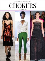 the 12 best fall 2016 trends from new york fashion week stylecaster