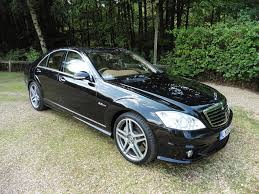 used 2008 mercedes benz s class s63 amg for sale in godalming
