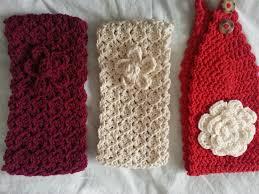 crocheted headbands batch of crochet headbands myloveforcreativity