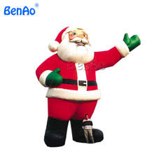 Lowes Inflatable Outdoor Christmas Decorations by Popular Lowes Christmas Inflatables Santa Claus Buy Cheap Lowes