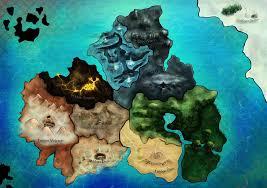 Naruto World Map by 100 Naruto Map Narutoworldmap Floorplans Maps Memes Posters