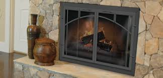 fireplace screen with glass doors thermo rite manufacturers u2013 the originators of tempered glass