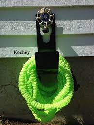 Garden Hose Hanger With Faucet Garden Hose Holder Wall Mount Durable Long Lasting Steel Hose