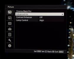 Sony Sxrd Lamp Reset by Sony Vpl Vw600 Es 4k Projector Hardware Tour