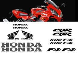 honda cbr 600cc 2006 cbr 600 f4i u002701 u2013 u002706 racevinyl europe vinyl sticker kits for