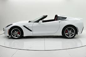 2014 used corvette 2014 chevrolet corvette stingray 2lt
