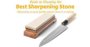 best sharpening stones for kitchen knives guide to choosing the best sharpening your top 5 choices