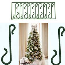 merry 10pcs lot tree green s shaped hanging