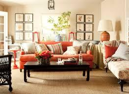 Sofa Living Spaces by Best 25 Orange Sofa Ideas On Pinterest Orange Sofa Design