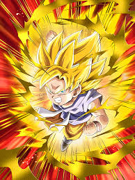 saiyan power unleashed super saiyan goku gt dragon ball