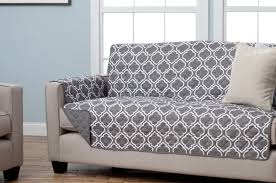 Grey Sofa Slipcover by Andover Mills Scroll Box Cushion Sofa Slipcover U0026 Reviews Wayfair