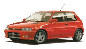 mitsubishi mirage hatchback modified hatch heaven 1994 daihatsu charade detomaso