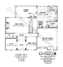farmhouse home floor plans hahnow