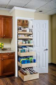 organize kitchen cabinets with a powerful shelf as well as