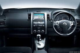 nissan altima 2005 dashboard 2011 nissan x trail suv facelift breaks cover in japan