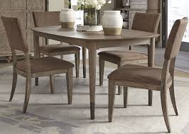 miramar brown oval leg dining table from liberty coleman furniture 1967659