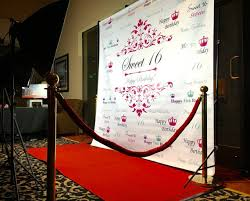 step and repeat backdrop sweet 16 backdrop event step and repeat backdrop birthday