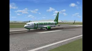 fsx how to fly an ifr flight with the boeing 737 no ils