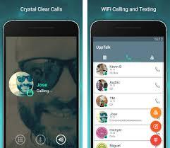 wifi calling apk upptalk wifi calling texting apk version 3 3 0