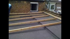 how to replace a flat roof roof terrace designed and built by how to replace a flat roof roof terrace designed and built by local roofing experts ltd youtube