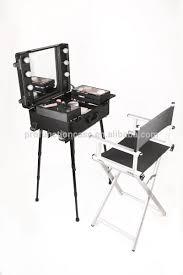 makeup oak wooden chair alloy aluminum director chair folding