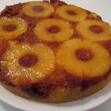 cuisiner l ananas recette gateau renversé à l ananas 750g