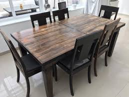 dining tables amish dining room furniture custom made dining