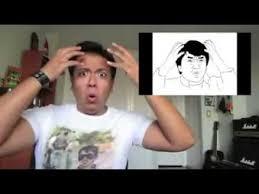 Meme Dan Rage Comic Indonesia - tiruan dan ucapan wajah meme youtube