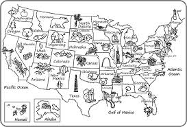 coloring placemats usa map coloring placemats for kids personalized kids and