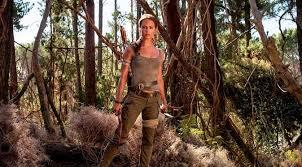 film petualangan wanita kemunculan wanita di film tomb raider sedikit alicia vikander