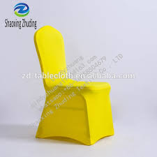 yellow chair covers banquet chair covers yellow source quality banquet chair covers