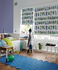 raffrollo design häshenmotive auf das raffrollo kinderzimmer