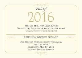 graduation ceremony invitation commencement invitations tips for creating school graduation